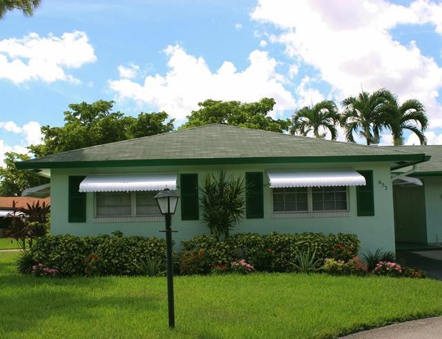 653 Hummingbird Lane, Delray Beach, FL 33445 (MLS #RX-10470895) :: EWM Realty International