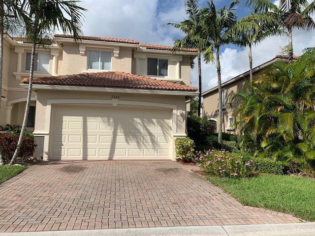 2048 Oakhurst Way, Riviera Beach, FL 33404 (#RX-10472192) :: Ryan Jennings Group