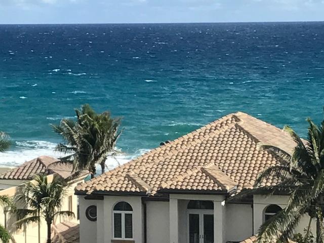 3606 S Ocean Boulevard #801, Highland Beach, FL 33487 (MLS #RX-10508484) :: Berkshire Hathaway HomeServices EWM Realty