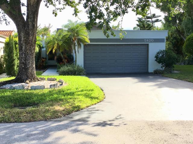 5820 Piping Rock Drive, Boynton Beach, FL 33437 (MLS #RX-10510852) :: EWM Realty International