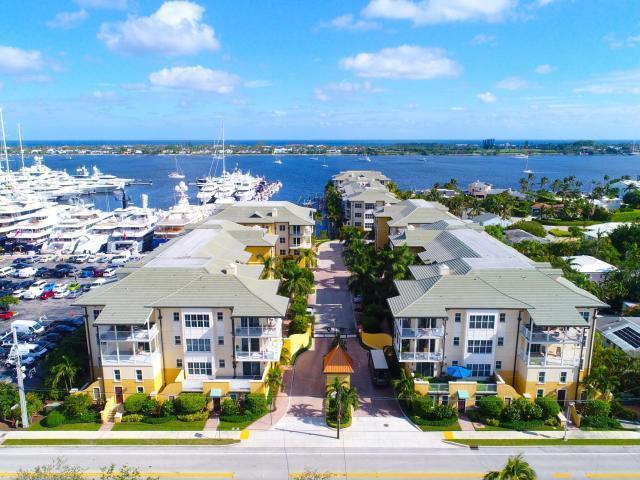 3940 N Flagler Drive #302, West Palm Beach, FL 33407 (#RX-10513124) :: Ryan Jennings Group