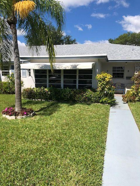 1087 Circle Terrace W C, Delray Beach, FL 33445 (#RX-10524722) :: Weichert, Realtors® - True Quality Service