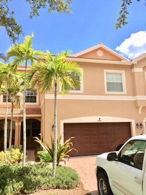 11481 Silk Carnation Way B, Royal Palm Beach, FL 33411 (MLS #RX-10531580) :: EWM Realty International