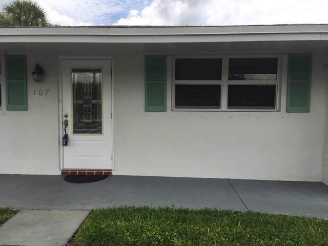 400 SW Golfview Terrace #107, Boynton Beach, FL 33426 (#RX-10546862) :: The Reynolds Team/Treasure Coast Sotheby's International Realty