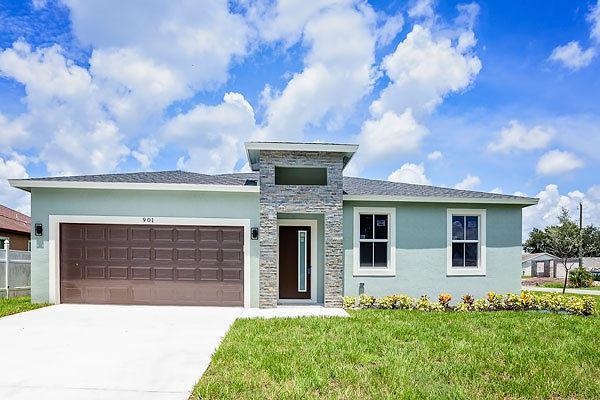 901 SW Connecticut Terrace, Port Saint Lucie, FL 34953 (#RX-10549763) :: Weichert, Realtors® - True Quality Service