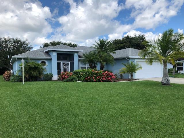 375 53rd Circle, Vero Beach, FL 32968 (MLS #RX-10550555) :: Laurie Finkelstein Reader Team
