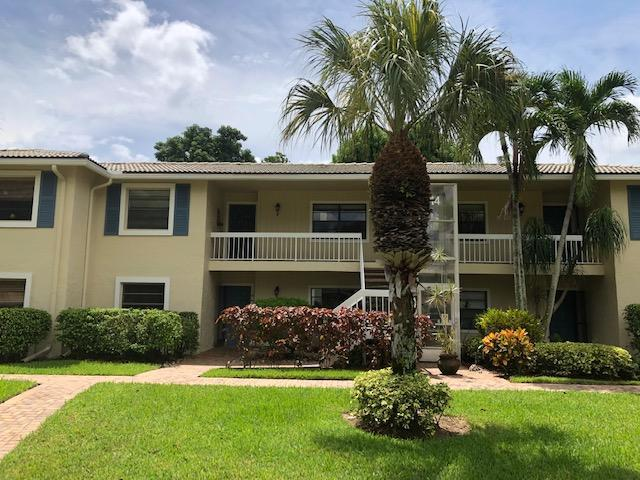 14 Westgate Lane 14F, Boynton Beach, FL 33436 (#RX-10553231) :: Ryan Jennings Group