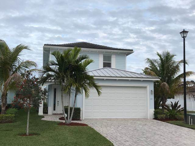 108 SE Via Visconti, Port Saint Lucie, FL 34952 (#RX-10557958) :: Ryan Jennings Group