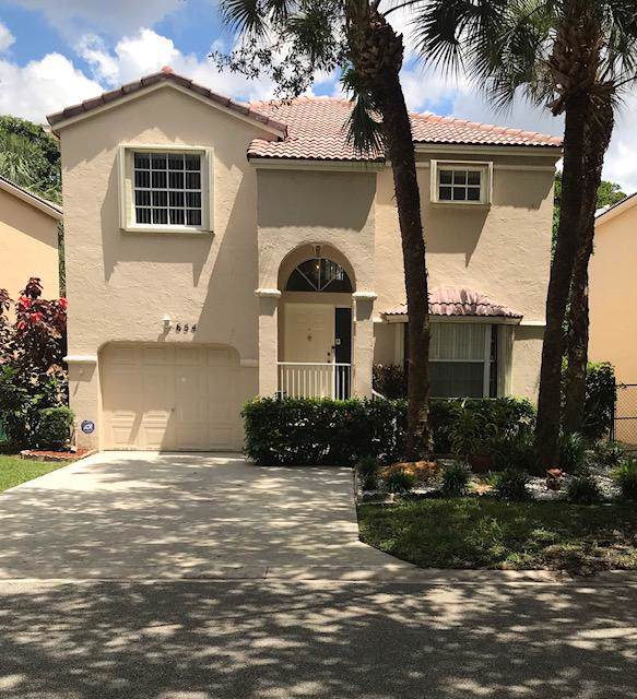 654 NW 88th Drive, Coral Springs, FL 33071 (MLS #RX-10558620) :: Berkshire Hathaway HomeServices EWM Realty