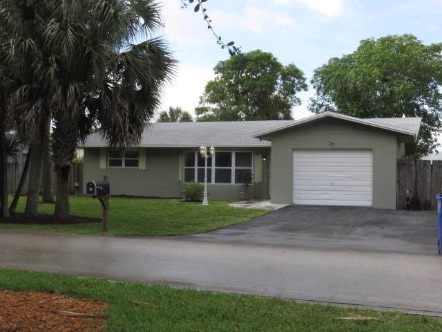 72 W Palm Drive, Margate, FL 33063 (#RX-10570743) :: Weichert, Realtors® - True Quality Service