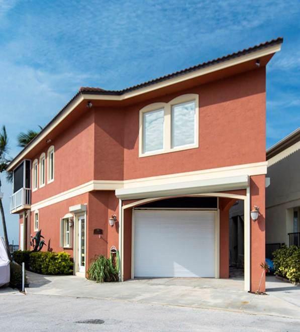 10851 S Ocean Drive #73, Jensen Beach, FL 34957 (MLS #RX-10582290) :: Castelli Real Estate Services