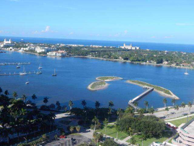 701 S Olive Avenue #916, West Palm Beach, FL 33401 (MLS #RX-10590897) :: Berkshire Hathaway HomeServices EWM Realty