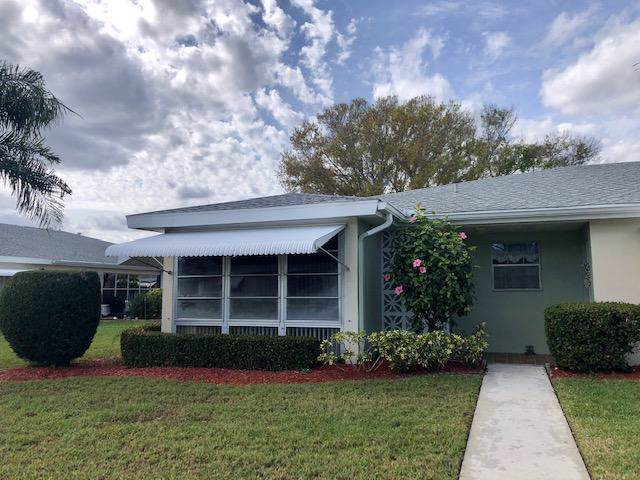311 Colony Lane A, Fort Pierce, FL 34982 (#RX-10596511) :: Ryan Jennings Group