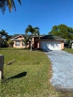 661 SE Starflower Avenue, Port Saint Lucie, FL 34983 (#RX-10597356) :: Ryan Jennings Group