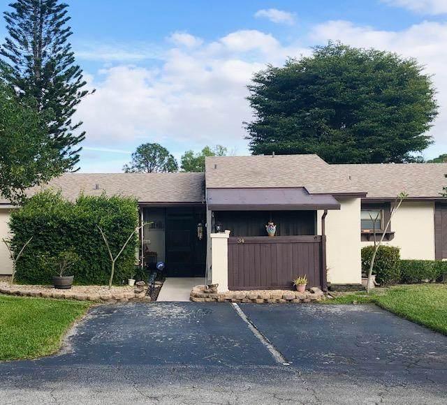 34 N Mahoris Drive, Royal Palm Beach, FL 33411 (#RX-10599113) :: Ryan Jennings Group