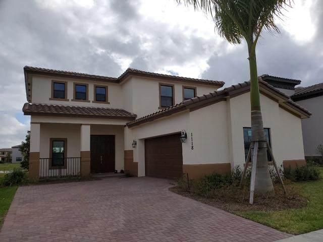 1118 Whitcombe Drive, Royal Palm Beach, FL 33411 (#RX-10599796) :: Ryan Jennings Group