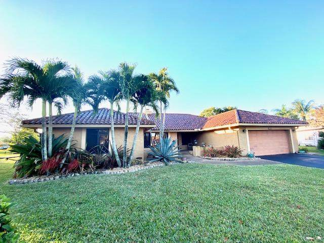 159 SW 101st Way, Coral Springs, FL 33071 (#RX-10604980) :: Ryan Jennings Group