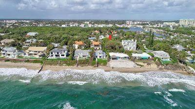 6107 N Ocean Boulevard, Ocean Ridge, FL 33435 (#RX-10605583) :: Ryan Jennings Group