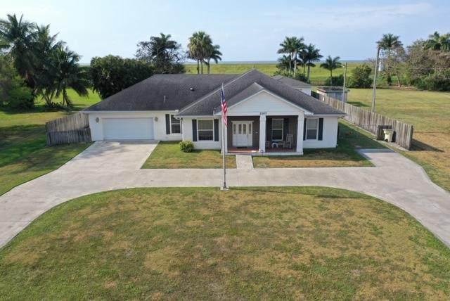 2197 Bacom Point Road, Pahokee, FL 33476 (#RX-10608304) :: Ryan Jennings Group