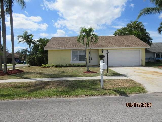 1739 Banyan Creek Court, Boynton Beach, FL 33436 (#RX-10612435) :: Ryan Jennings Group