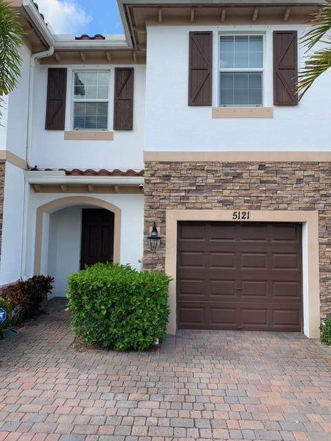 5121 Ellery Terrace, West Palm Beach, FL 33417 (MLS #RX-10629710) :: Castelli Real Estate Services