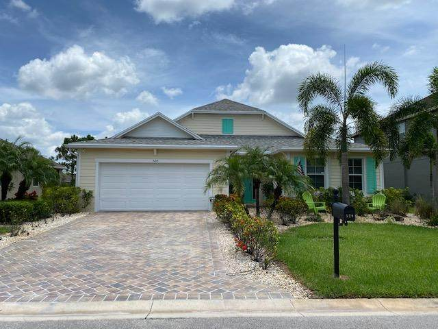 528 SW Sun Circle, Palm City, FL 34990 (#RX-10636904) :: Ryan Jennings Group
