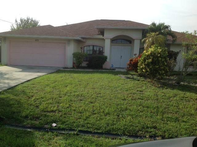 673 SW Post Terrace, Port Saint Lucie, FL 34953 (#RX-10637462) :: Ryan Jennings Group
