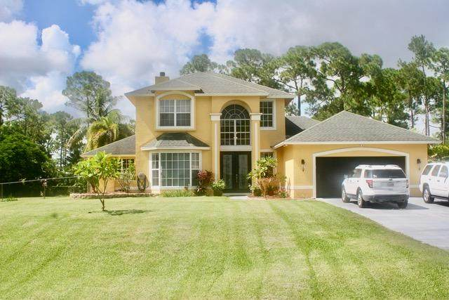 12745 82nd Street N, West Palm Beach, FL 33412 (MLS #RX-10641568) :: Castelli Real Estate Services