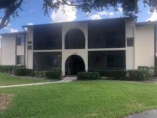 121 Lake Pine Circle A2, Palm Springs, FL 33461 (#RX-10642864) :: Ryan Jennings Group