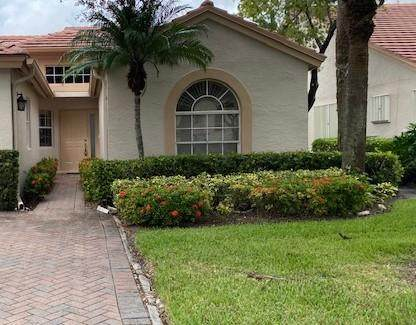 7683 Silver Lake Drive, Delray Beach, FL 33446 (MLS #RX-10658230) :: The Jack Coden Group