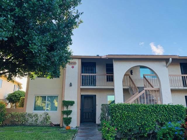 5850 Sugar Palm Court E - 12, Delray Beach, FL 33484 (#RX-10671772) :: Posh Properties