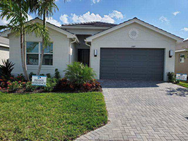 11869 SW Jasper Lake Way, Port Saint Lucie, FL 34987 (MLS #RX-10672696) :: Miami Villa Group