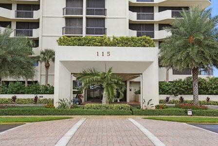 115 Lakeshore Drive #1248, North Palm Beach, FL 33408 (#RX-10674340) :: Baron Real Estate