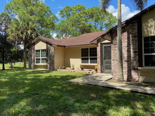 14691 60th Street N, Loxahatchee, FL 33470 (MLS #RX-10676837) :: THE BANNON GROUP at RE/MAX CONSULTANTS REALTY I