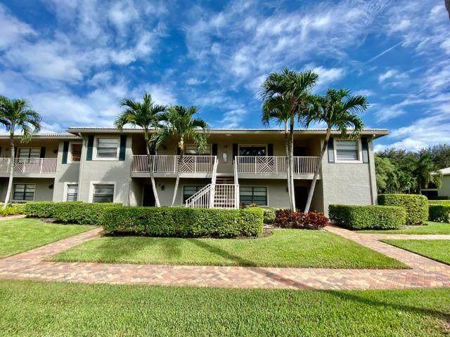 18 Stratford Drive E, Boynton Beach, FL 33436 (#RX-10680767) :: Realty One Group ENGAGE