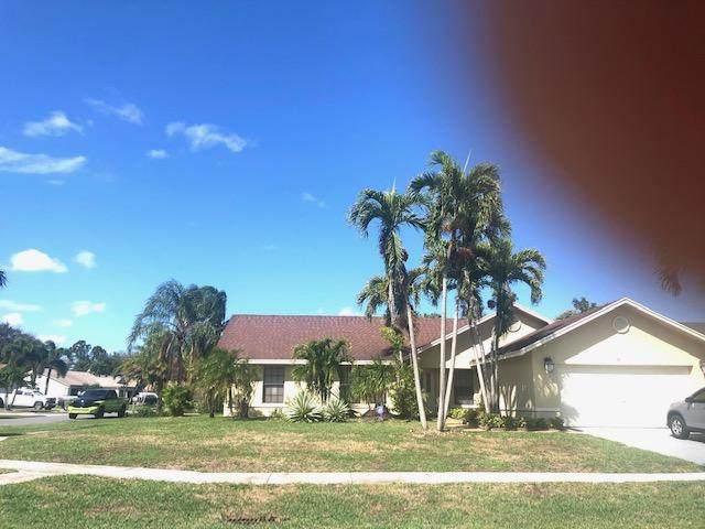 74 Cedar Circle, Boynton Beach, FL 33436 (#RX-10693572) :: Realty One Group ENGAGE
