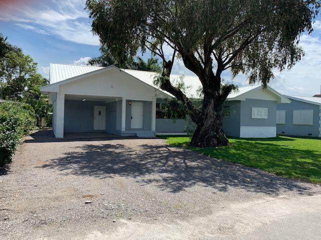 316 NW Avenue Avenue, Belle Glade, FL 33430 (#RX-10704283) :: Posh Properties