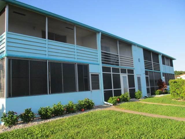 109 Camden E E #109, West Palm Beach, FL 33417 (MLS #RX-10707882) :: Castelli Real Estate Services