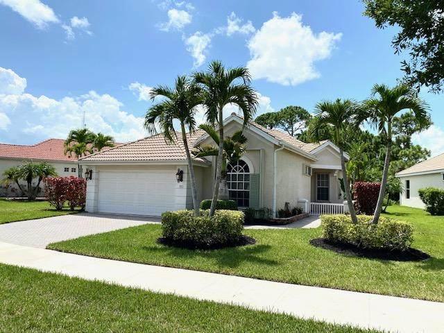 753 SW Munjack Circle, Saint Lucie West, FL 34986 (MLS #RX-10721870) :: Berkshire Hathaway HomeServices EWM Realty