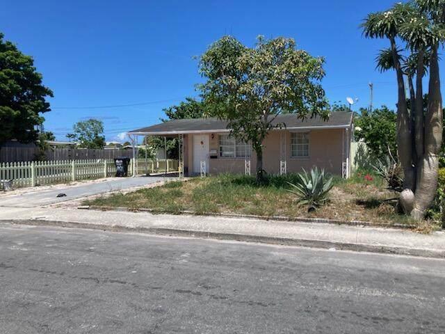 802 S D Street, Lake Worth Beach, FL 33460 (#RX-10723786) :: Michael Kaufman Real Estate