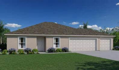 4213 SW Savona Boulevard, Port Saint Lucie, FL 34953 (#RX-10726193) :: Michael Kaufman Real Estate