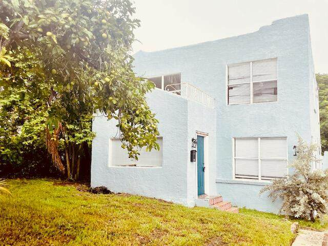 823 33rd Street, West Palm Beach, FL 33407 (MLS #RX-10747518) :: Berkshire Hathaway HomeServices EWM Realty