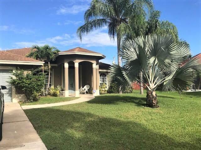 2030 SW Brevity Terrace, Port Saint Lucie, FL 34953 (#RX-10751449) :: Heather Towe | Keller Williams Jupiter