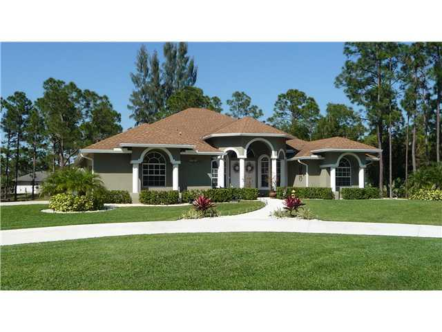 14197 N 86th Road, Loxahatchee, FL 33470 (#RX-3350912) :: The Carl Rizzuto Sales Team