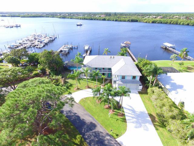 1001 SE Kitching Cove Lane, Port Saint Lucie, FL 34952 (MLS #RX-10401493) :: Berkshire Hathaway HomeServices EWM Realty