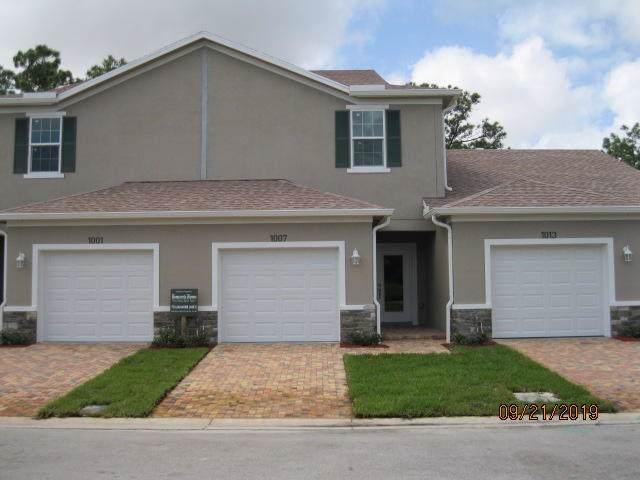1007 NE Trailside Run, Port Saint Lucie, FL 34983 (MLS #RX-10539308) :: Berkshire Hathaway HomeServices EWM Realty