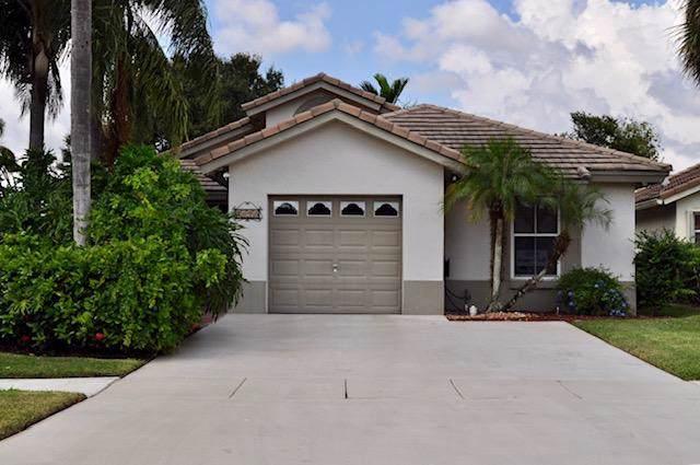 7878 Manor Forest Boulevard, Boynton Beach, FL 33436 (#RX-10562840) :: Ryan Jennings Group