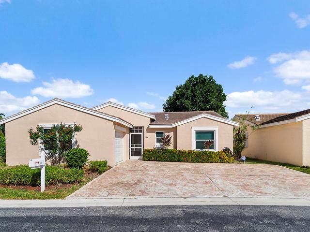 165 Caribe Court, Greenacres, FL 33413 (#RX-10565060) :: Ryan Jennings Group