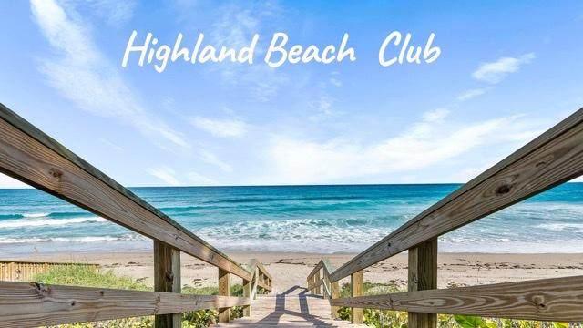 3594 S Ocean Boulevard #606, Highland Beach, FL 33487 (#RX-10571916) :: Ryan Jennings Group