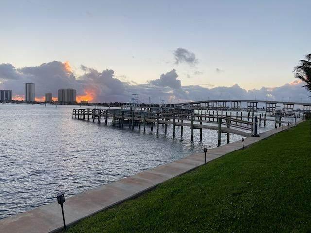 371 Wilma Circle #1, Riviera Beach, FL 33404 (#RX-10684963) :: The Rizzuto Woodman Team
